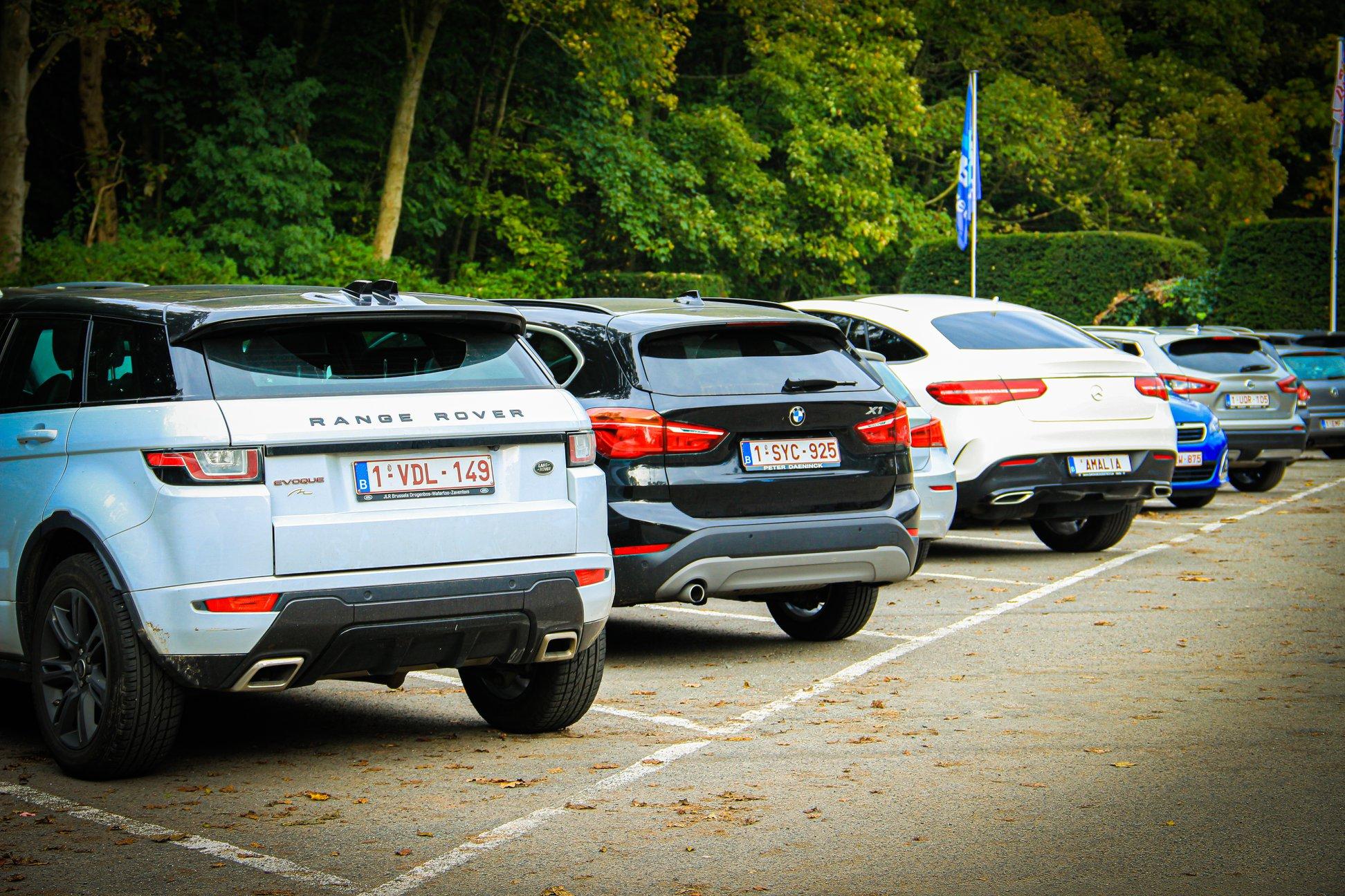 Parking du Léo
