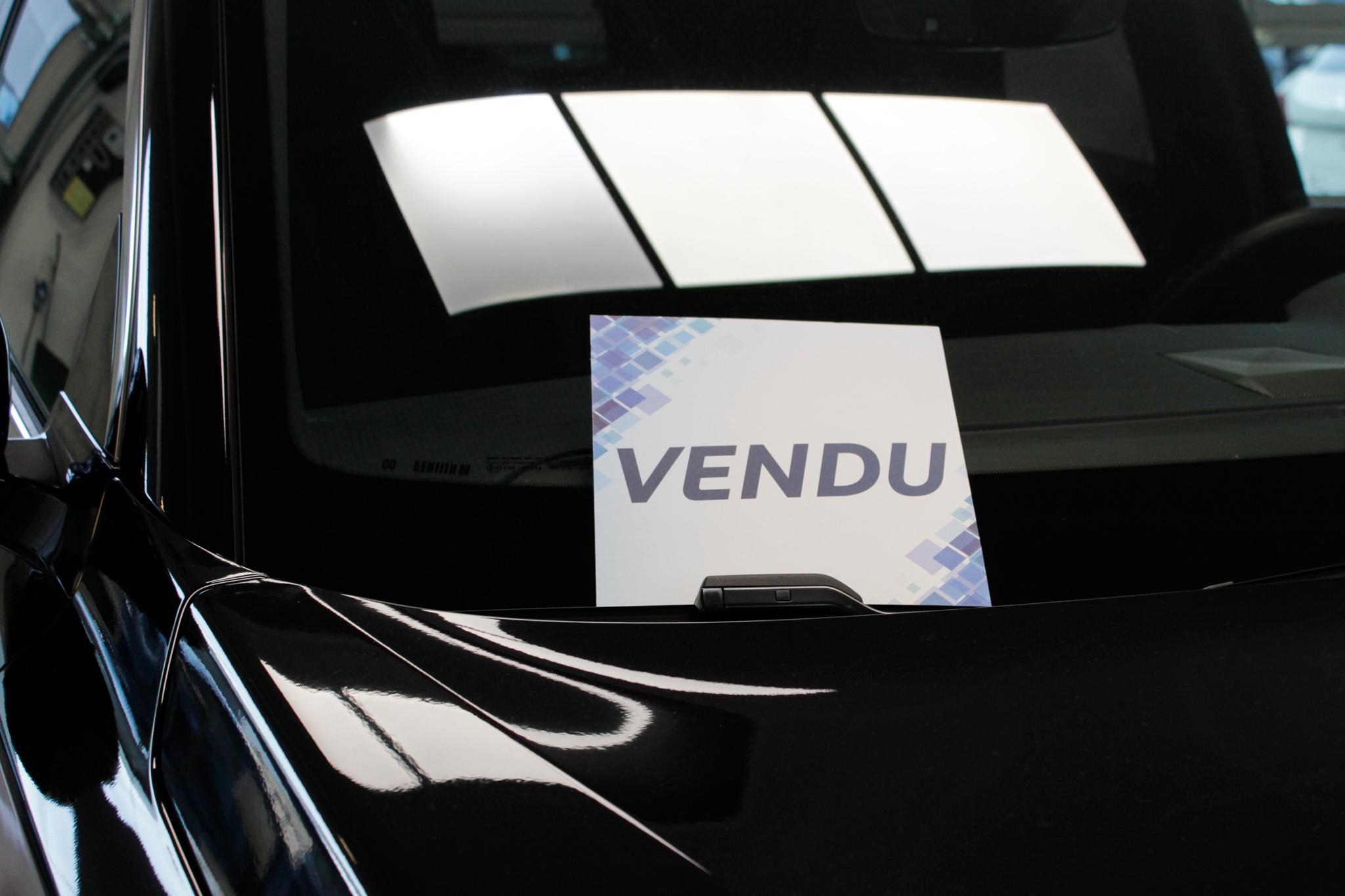 Citroën vendue au concessionnaire Citroën