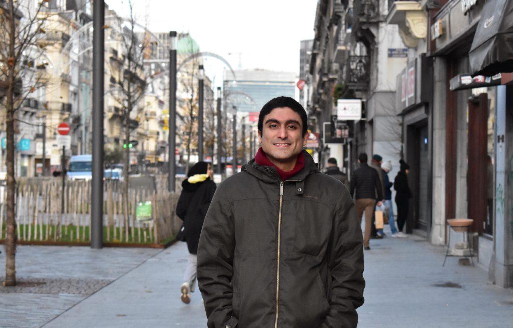 Portrait Anis Parsa