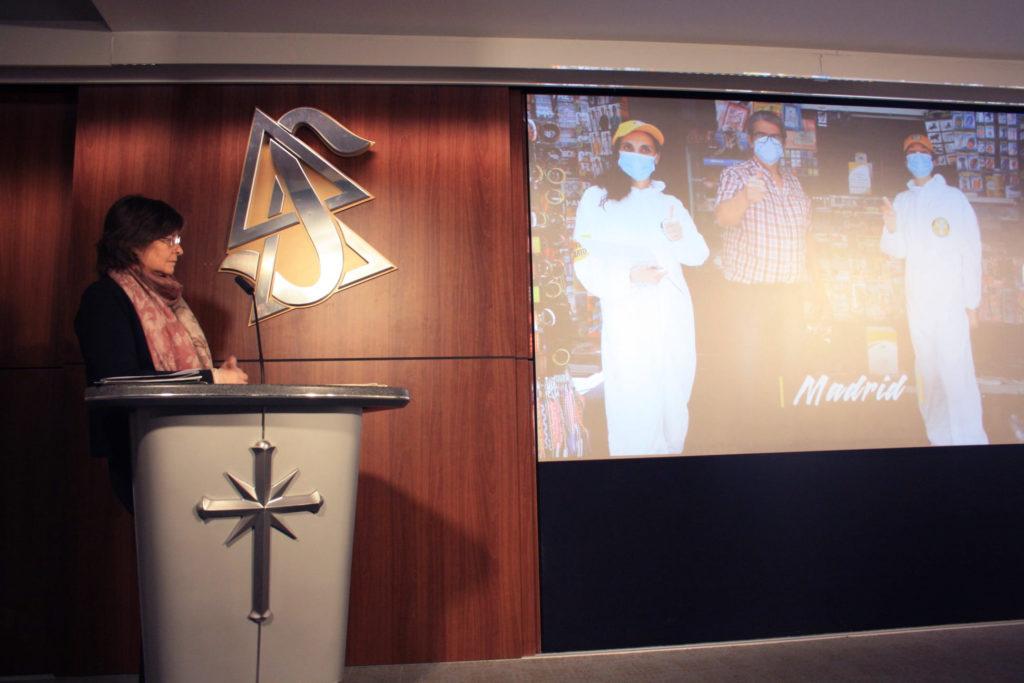 Message promotionnel scientologie