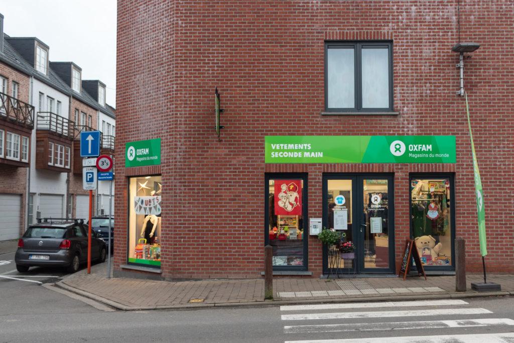 Magasin Oxfam de Wavre